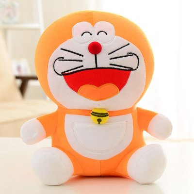 新款哆啦a梦公仔毛绒玩具可爱机器猫玩偶超萌叮当猫