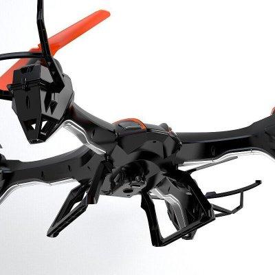 飞行器超大四旋翼遥控飞机