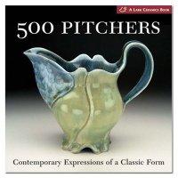 英文原版进口500 Pitchers 500个水壶设计 工业