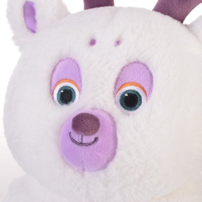熊出没之雪岭熊风少年版童年熊大熊二光头强雪熊团子毛绒玩具公仔33