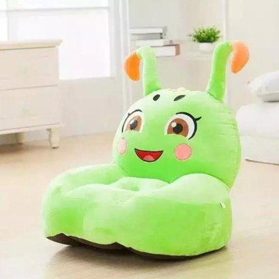 可爱儿童小沙发卡通宝宝懒人沙发糖宝灵虫沙发榻榻米