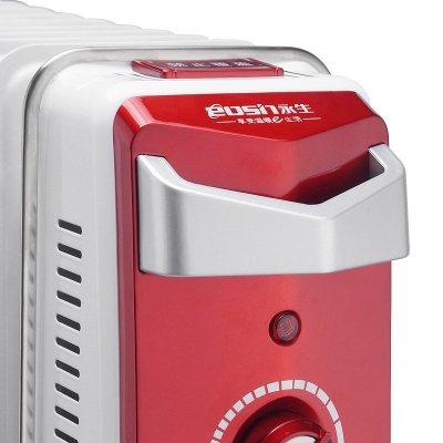 永生取暖器15片油汀 家用节能储热式电暖器