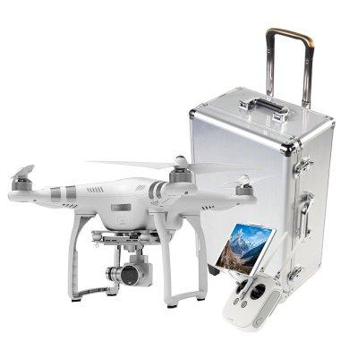 phantom 3四轴 航拍飞行器 4k/hd相机 大疆无人机 遥控飞机 精灵3