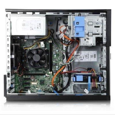 戴尔(dell)optiplex 3020mt 台式电脑整机(g1840 2g 500g dvd刻录 e