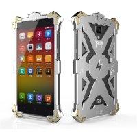 Zimon金属4手机壳小米4手机套米四小米边框中税网安卓版图片