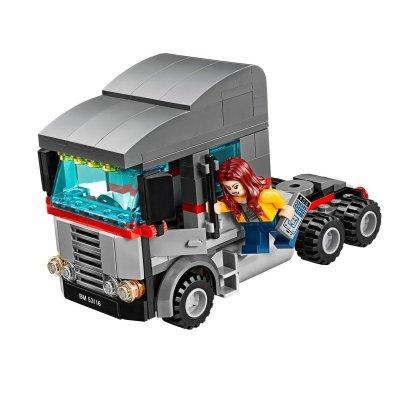 lego乐高积木玩具 忍者神龟