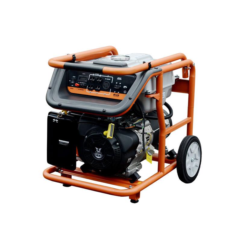 7千瓦 发电机家用 汽油发电机组 静音 汽油机组 7kw 单相 220v 电启动