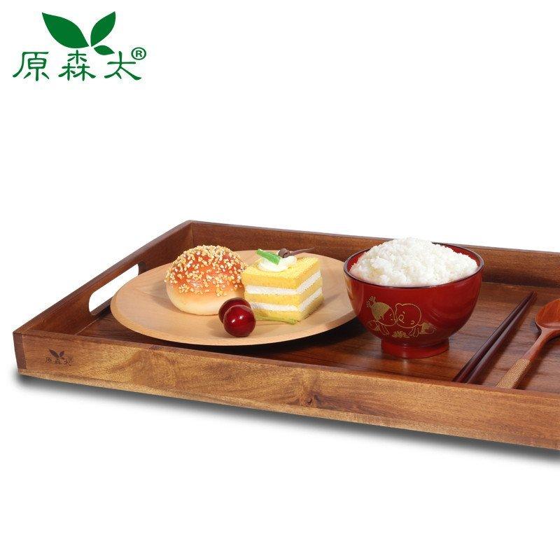 茶具敬茶盘实木竹茶水杯子