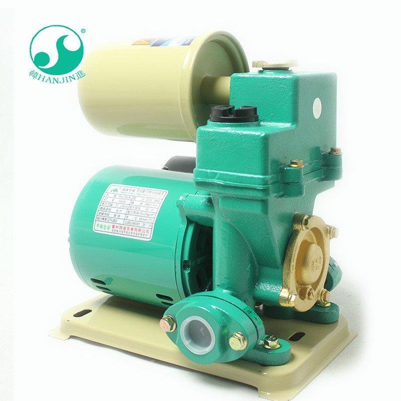 中韩合资韩进水泵phj-550a单相220v全自动自动增压泵自吸泵自动家用压