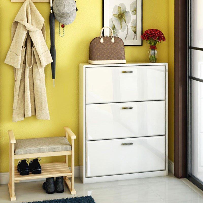 玄关超薄鞋柜玄关鞋柜装饰图片12