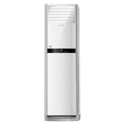 格力(gree) 3匹 定频 悦雅 立柜式冷暖空调(白色) kfr