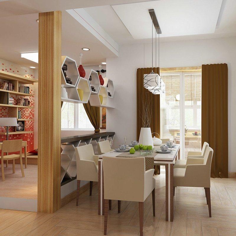 塞纳春天 整体家装装修设计室内全案施工房屋装修创意家装—运城