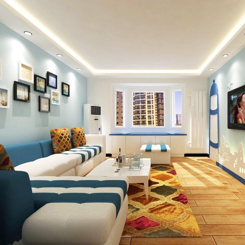 塞纳春天 整体家装装修设计室内全案施工房屋装修 创意家装—昆明59.