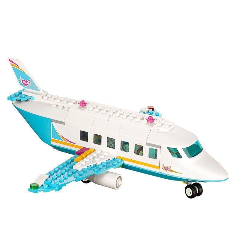 乐高41100 心湖城私人飞机 lego 女孩拼砌 积木玩具高清实拍图