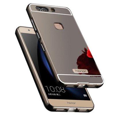 华为荣耀v8手机壳金属边框防摔外壳knt-ul10