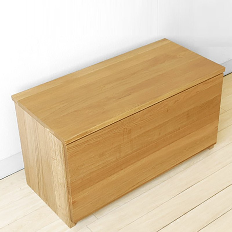 电视柜日式森系客厅地柜组合柜换鞋凳餐凳原木实木白橡木阳台电视柜子