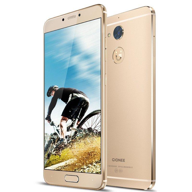 金立手机s6 pro gn9012 耀金(全网通64g 4g)高清实拍图