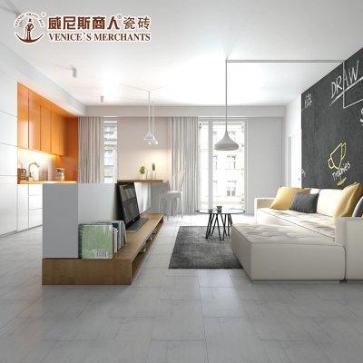 北欧宜家风格300*600木纹砖 卧室仿实木地板砖 阳台防滑地砖 酒吧灰色