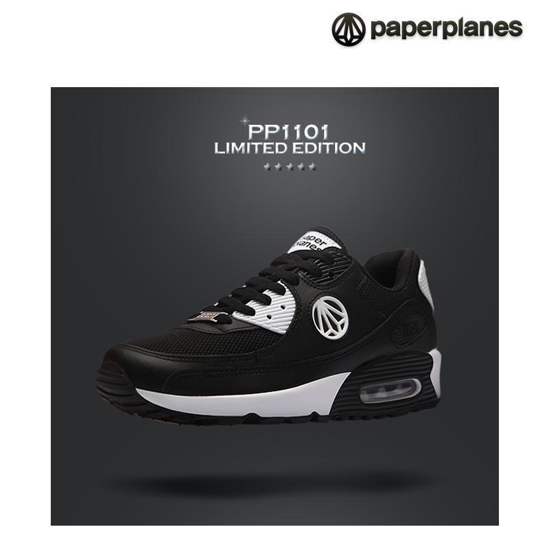 [paperplanes韩国纸飞机]100%韩国正品pp1101 limited 男女情侣气垫