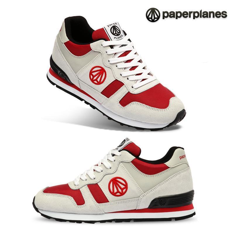 [paperplanes 韩国纸飞机]100%韩国正品pp1303 男女情侣气垫运动鞋