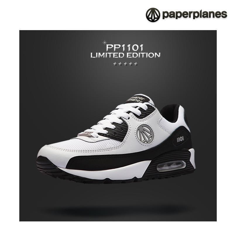 [paperplanes 韩国纸飞机]100%韩国正品pp1101 limited 男女情侣气垫