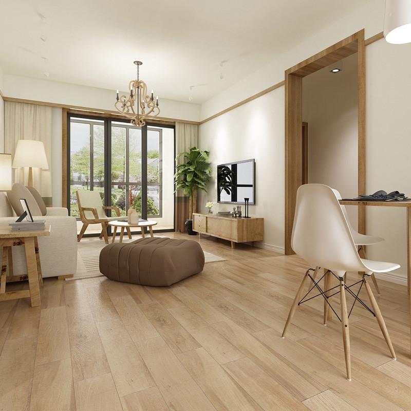 东鹏瓷砖 白桦木仿古砖 卧室客厅阳台仿木纹砖地板砖木地板瓷砖hf9650