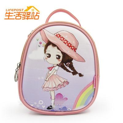 xblgx 儿童礼物儿童包包休闲可爱公主包小女孩斜挎包双肩背包手拎包
