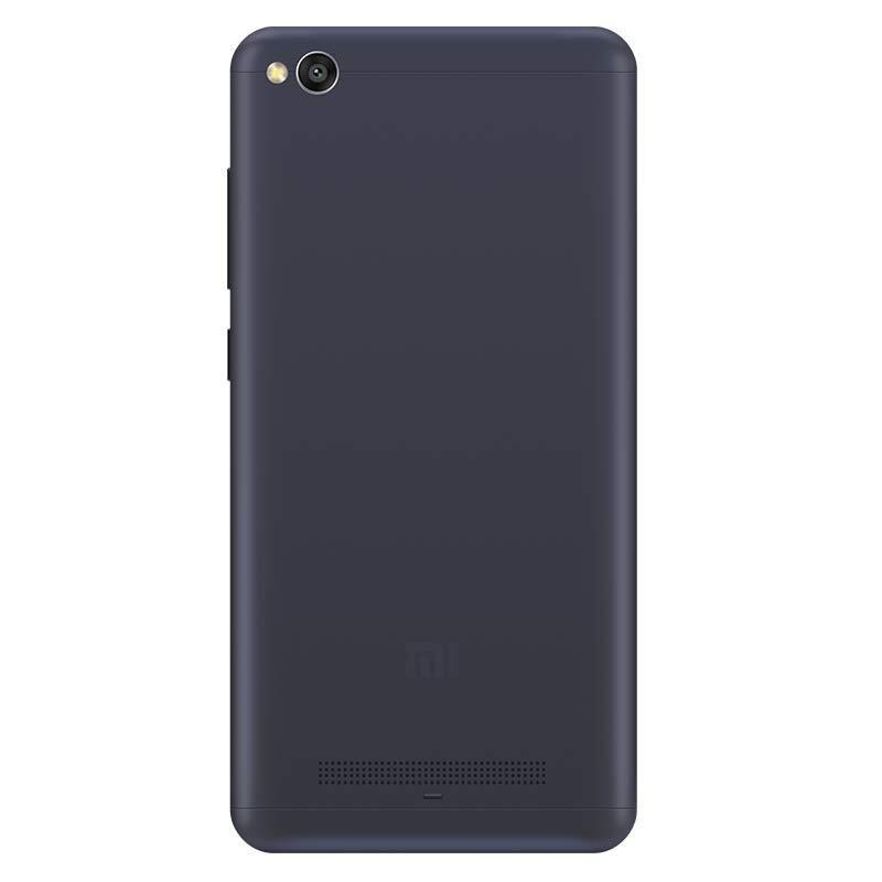 小米 红米4a (2gb 16gb)深空灰 全网通4g手机 双卡双待高清实拍图