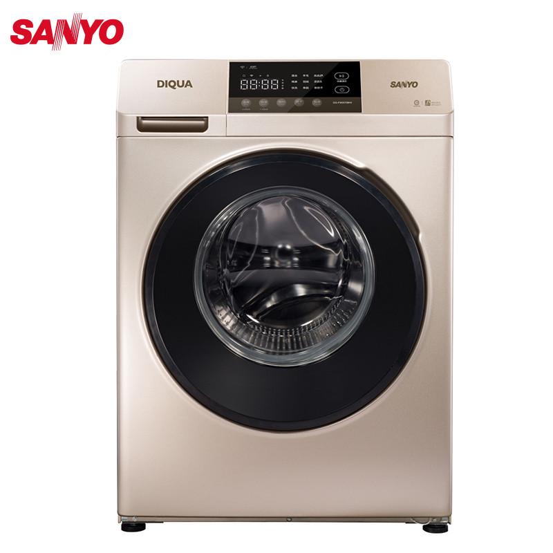 三洋洗衣机dg-f100570be