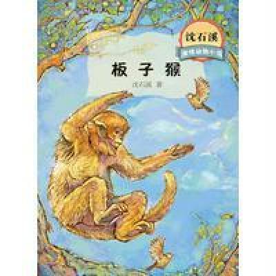沈石溪激情动物小说板子猴_图书_苏宁易购手机版