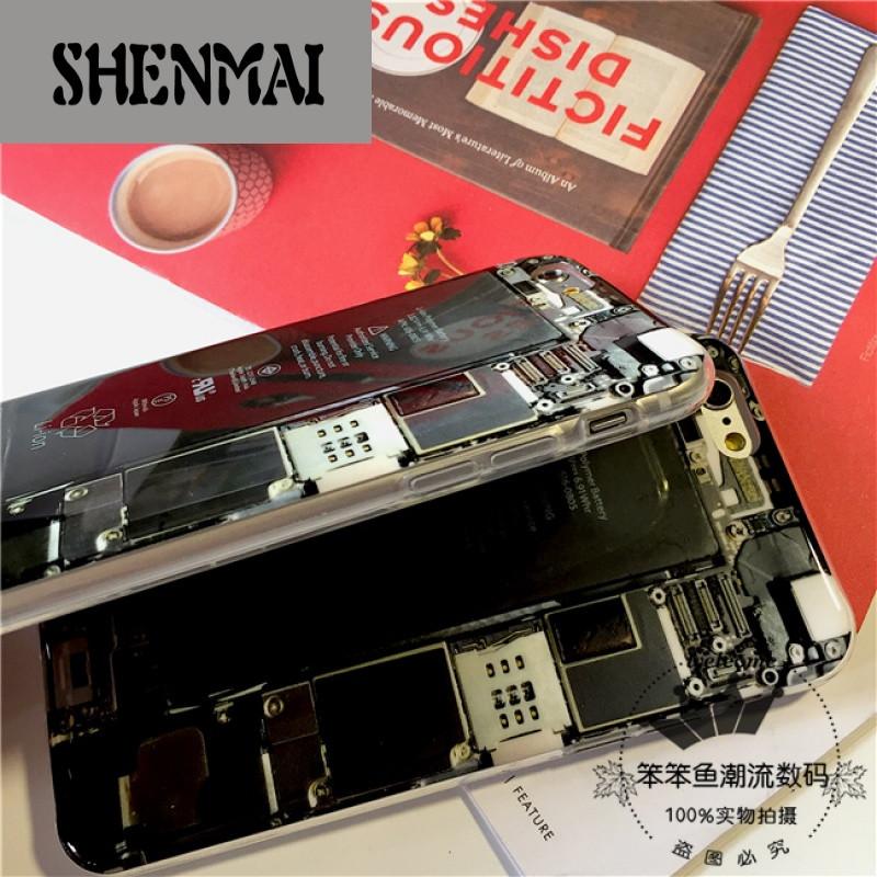 7 i6/6s电路板手机壳