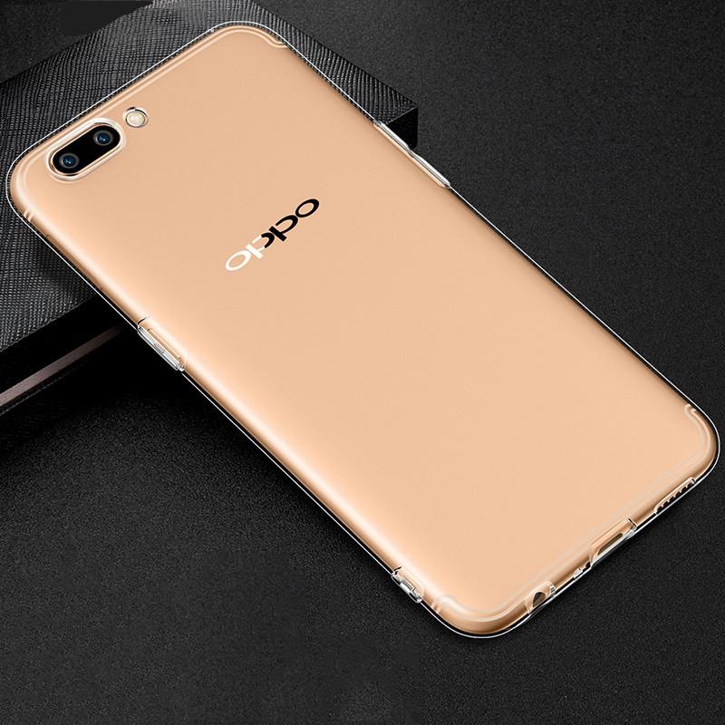 奥多金 oppor11手机壳 硅胶防摔保护套软壳 适用于oppo手机套 r11