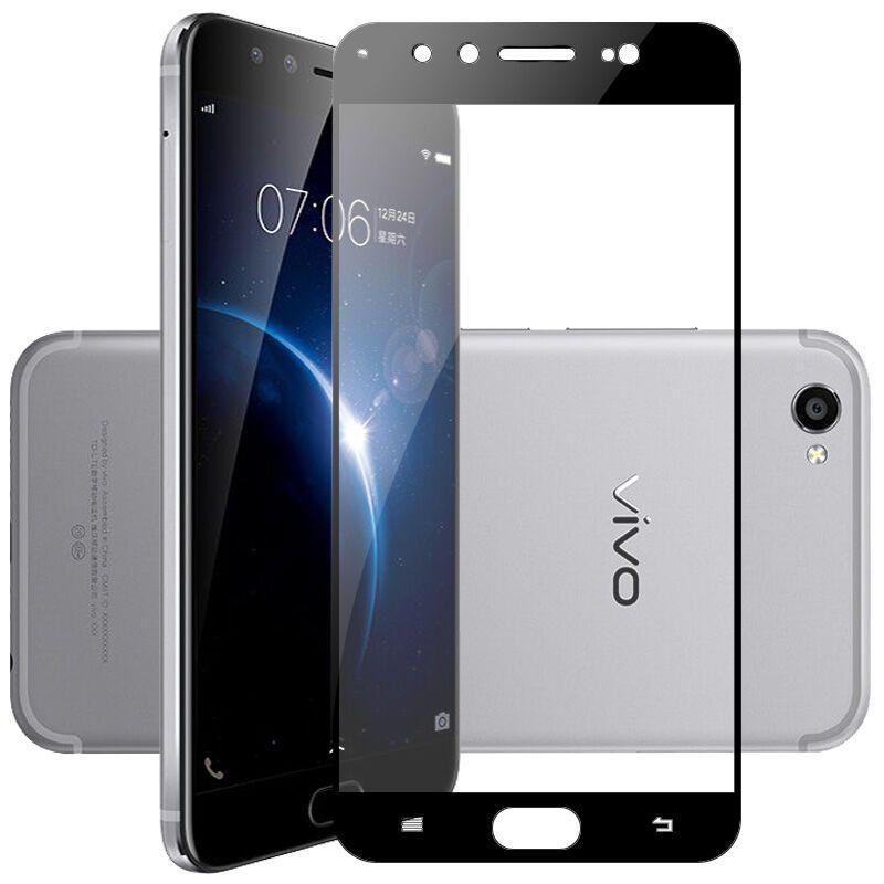 颖果vivox9s钢化膜手机保护贴膜 适用于vivo x9s/x9splus x9s【液聚膜