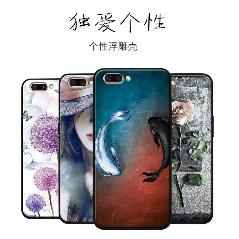 oppor11手机壳oppor11plus卡通手机套 r11性感女孩