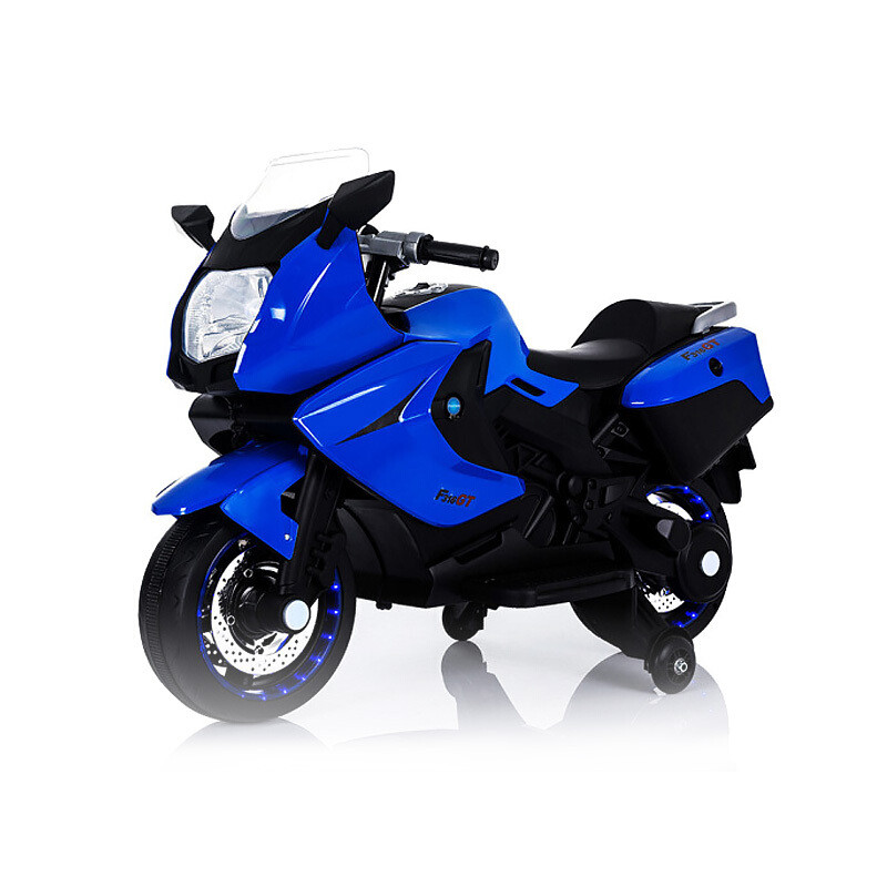 小荧星儿童电动车摩托车大号玩具车可坐人宝宝双轮双人摩托玩具小汽车