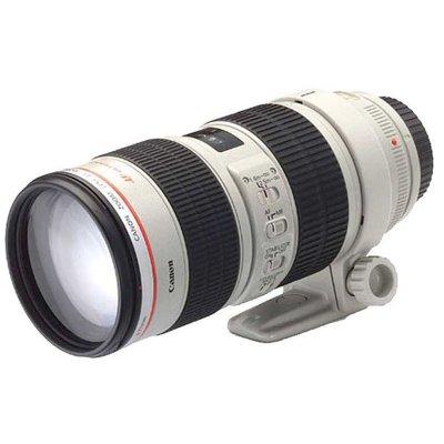 爱死小白兔你好,佳能镜头EF 70-200mm f/2.8L IS Ⅱ USM  ¥13299