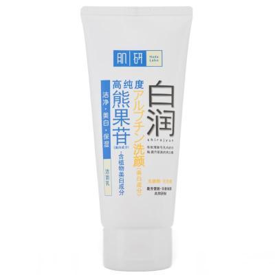 曼秀雷敦肌研白润洁面乳100g ¥35.5