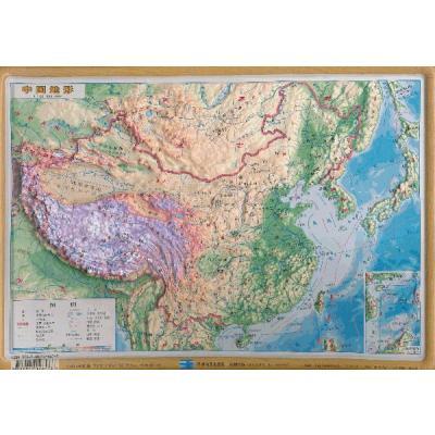 2014 地图地形图
