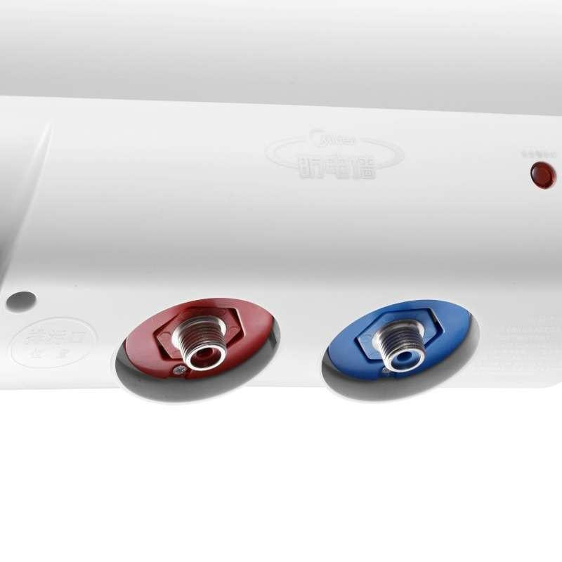 美的热水器f80排污口图解