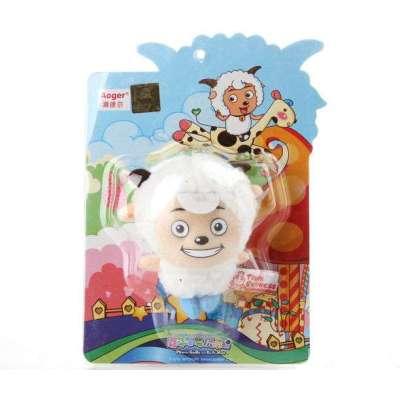 喜羊羊与灰太狼3 q版喜羊羊系列挂件10cm (商品编号:102187447)