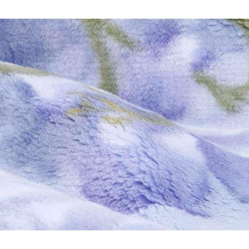 浅蓝色雪背景素材