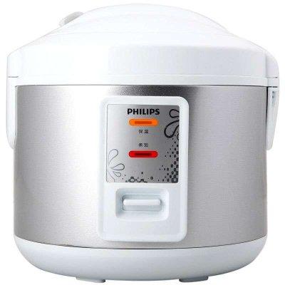 出租房利器, PHILIPS飞利浦 HD3013/03 3L基本型电饭煲¥99