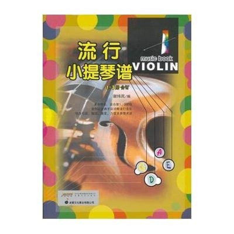 小提琴流行歌曲谱