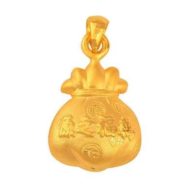 国富黄金福袋金锁 (商品编号:102730508)