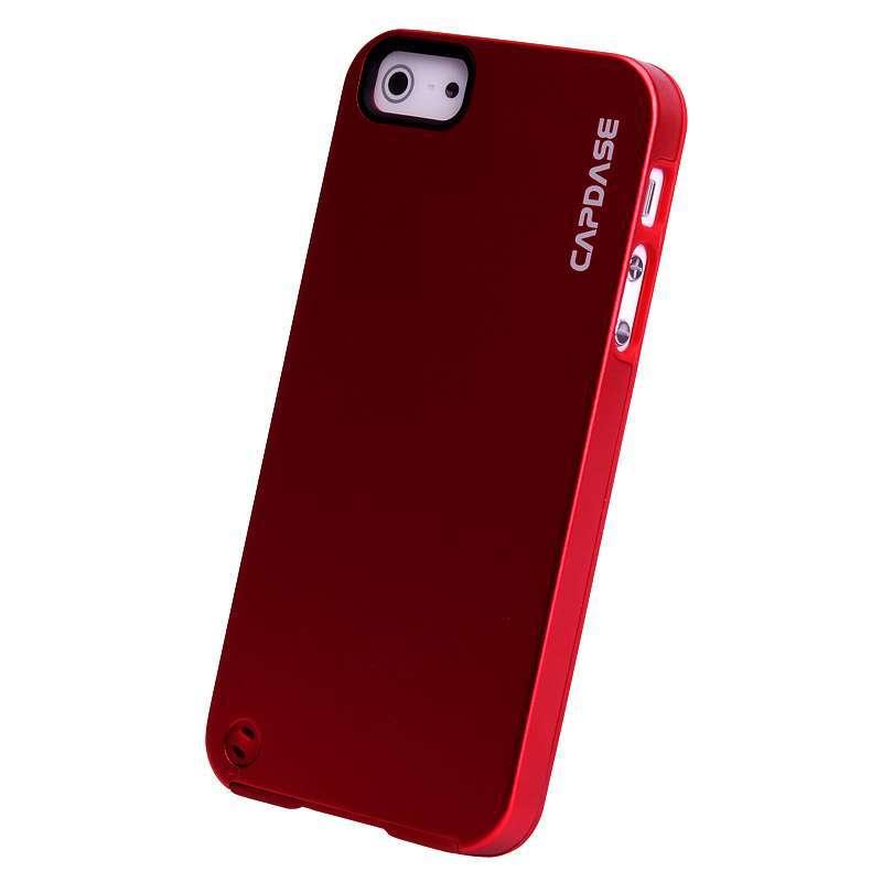 卡登仕金属战士iphone5红色