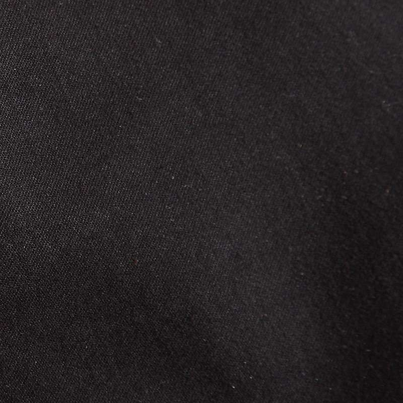 vancl凡客诚品 原色全黑经典五袋修身窄脚牛仔裤女款vj078 黑色 28