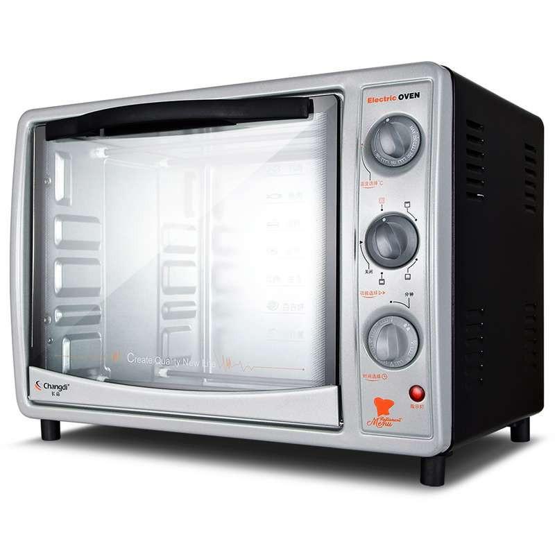 长帝30L多功能电烤箱CKF-25JD 199元包邮