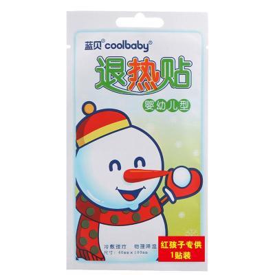 蓝贝coolbaby退热贴 ¥3