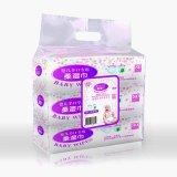 宝维盟婴儿手口专用柔湿巾80*3