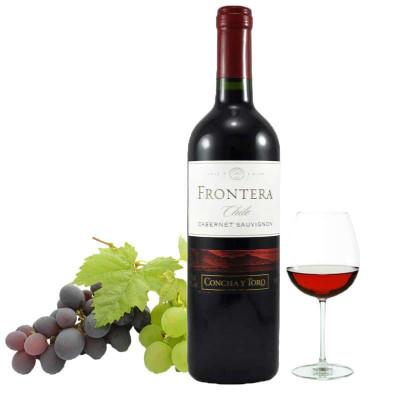 智利干露酒厂远山Frontera 卡本妮苏维翁红葡萄酒 750ml ¥49